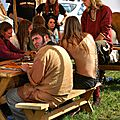 Photos: amon amarth - backstage viking camp @ wacken open air 2006 (germany)