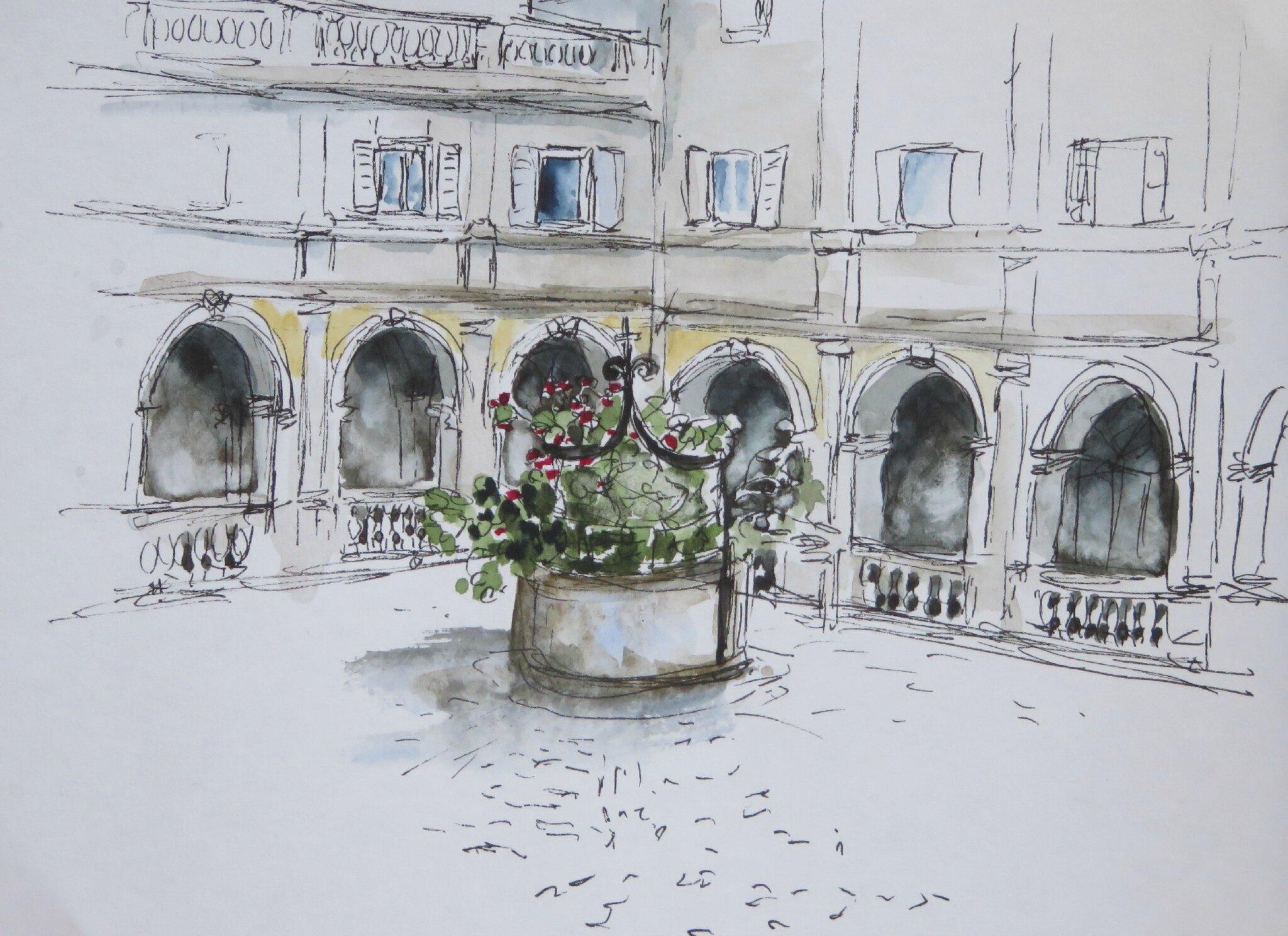 2016-04-08-Trinita-dei-monti-cloitre