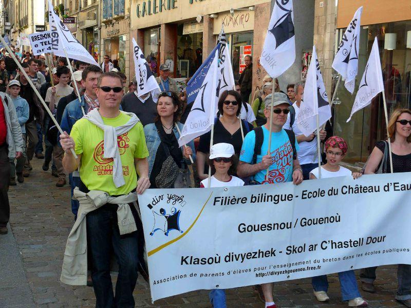 L'école bilingue publique de Gouesnou
