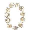 Precious metals: important jewelry by alexander calder sold at christie's ny 14 may 2021