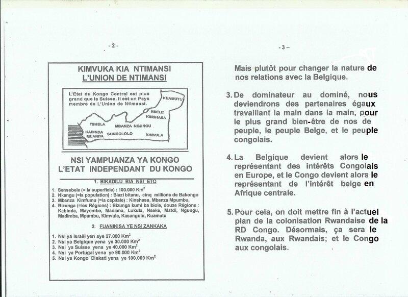 METTEZ FIN A LA RECOLONISATION RWANDIAISE DE DE LA RDC b