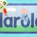 Carton-mousse Harold