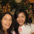 Noël en malaisie - les amis