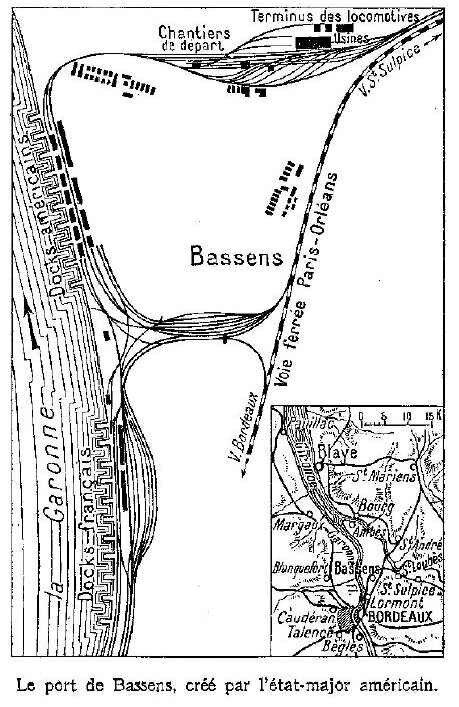 Port de Bassens Bordeau