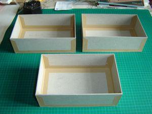 3 boites