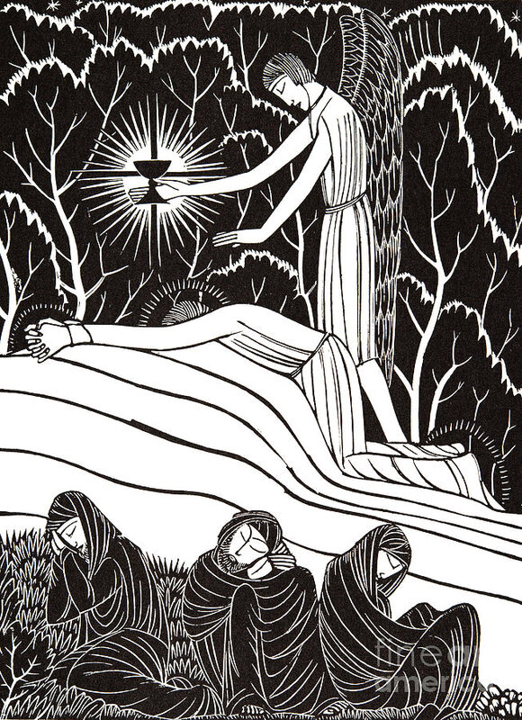 the-agony-in-the-garden-1926-eric-gill