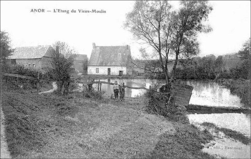 ANOR-Etang du vieux Moulin