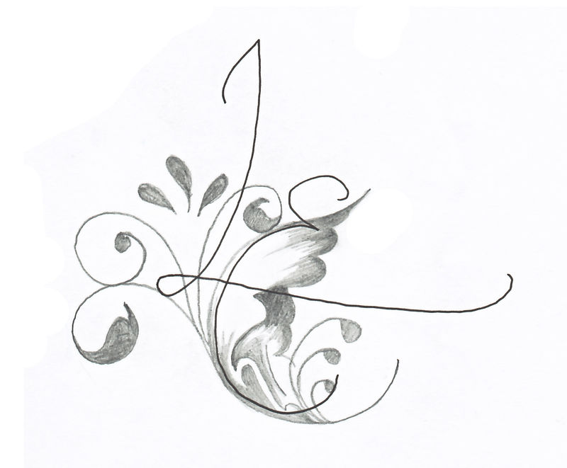 Tatouage Le L Association Emily Calligraphy