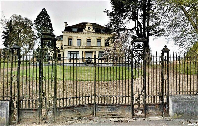 SAINS DU NORD - Château Paul Robert