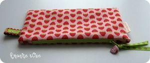 Trousse plate fraises