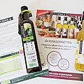 Quintesens bio: huile santé sur mesure et vinaigrette bio