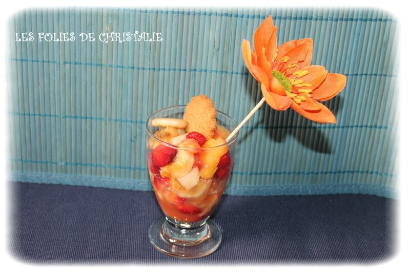 Salade de fruits 4