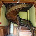 Dammartin centre, escalier_0959