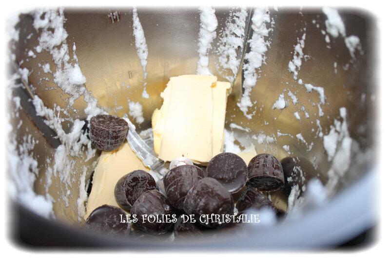 Brownie cerises 2