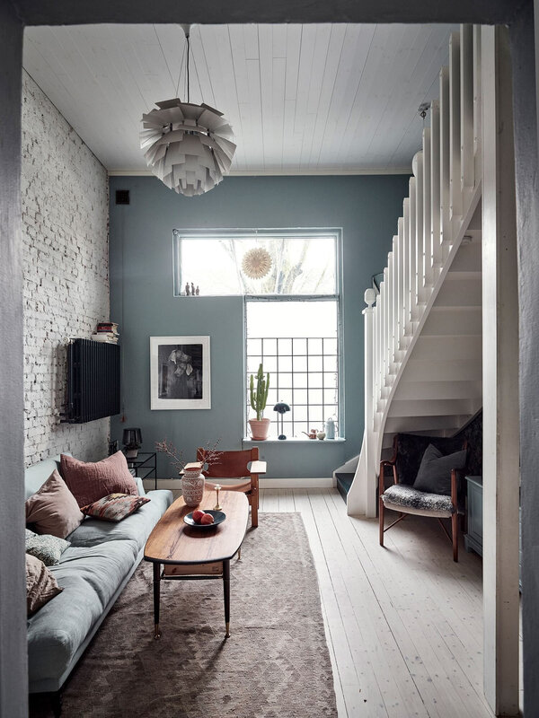 Vintage+Touches+in+a+Beautiful+Scandinavian+Home+dffgfgfgf-+The+Nordroom