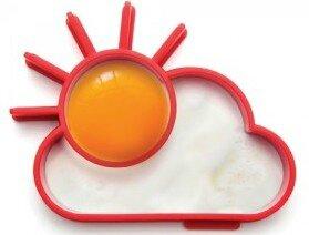 oeuf cuit au soleil