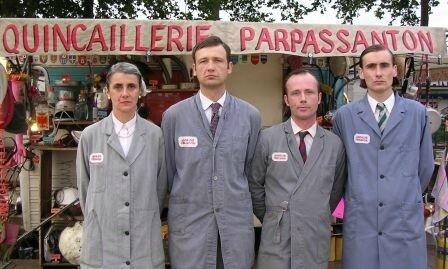 les Estivales 2014 Avranches Compagnie CirKatomiK quincaillerie parpassanton