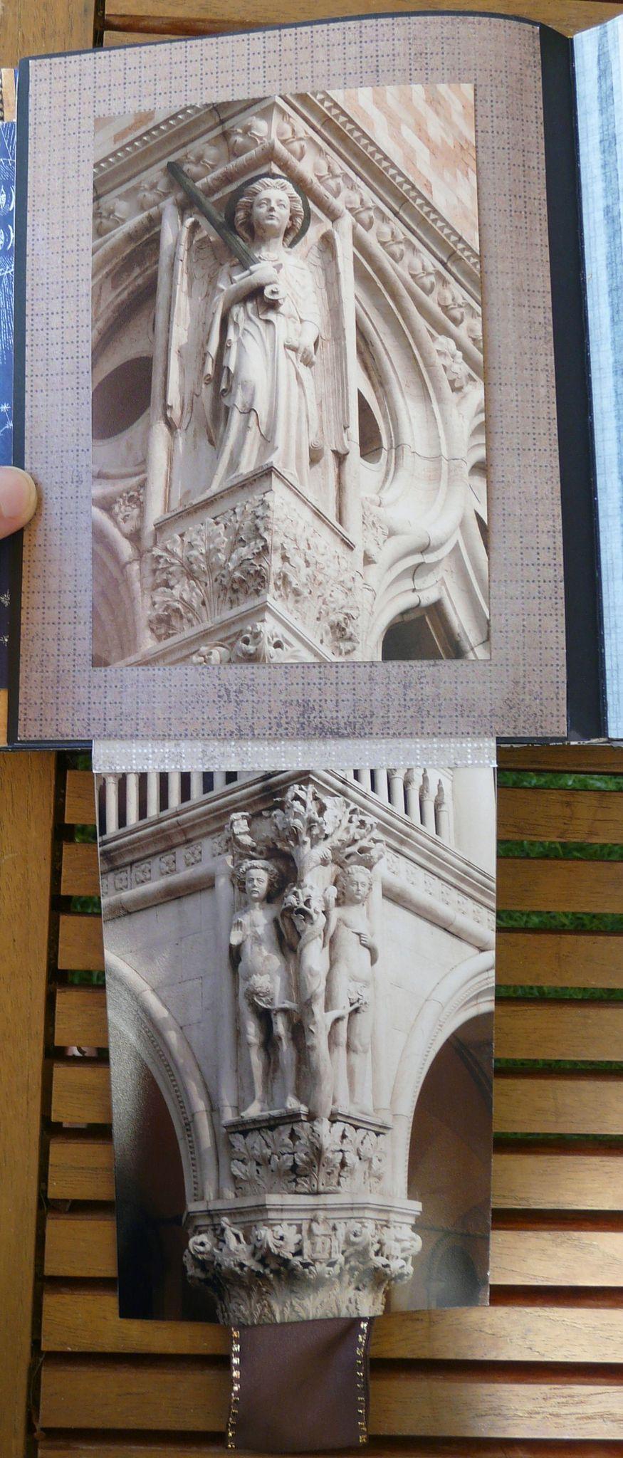 Venise -6- sculptures
