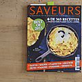 Ma revue de presse culinaire française pour septembre - octobre 2013 (+ vidéo)