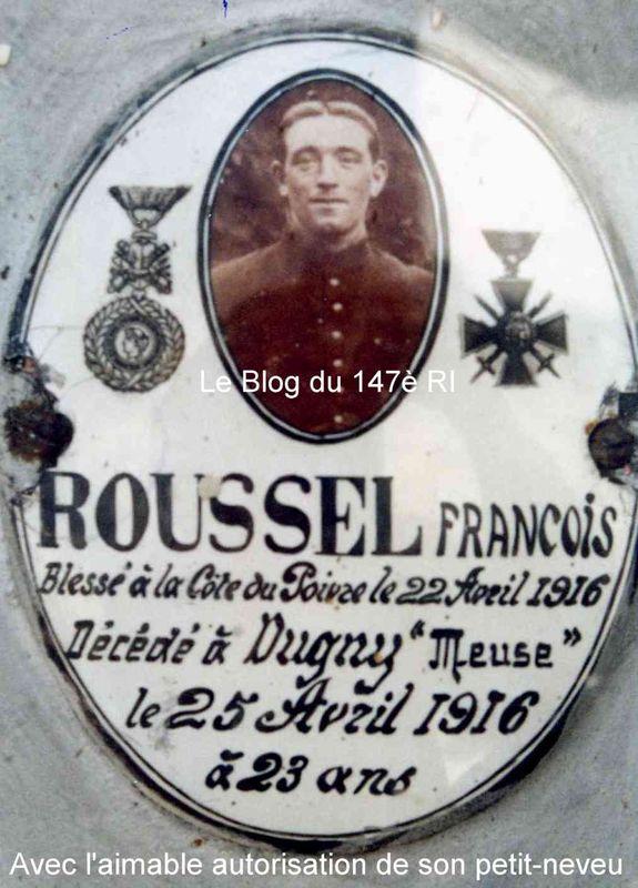 ROUSSEL François
