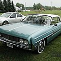 Oldsmobile dynamic 88 holiday hardtop coupe-1962