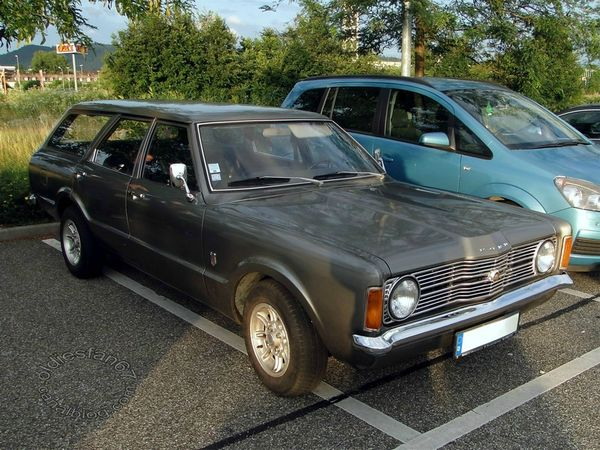 ford taunus tc break 1972 3