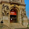 Statuaire du palais Garnier (Opéra de Paris).