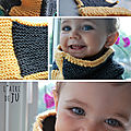 Baby snood
