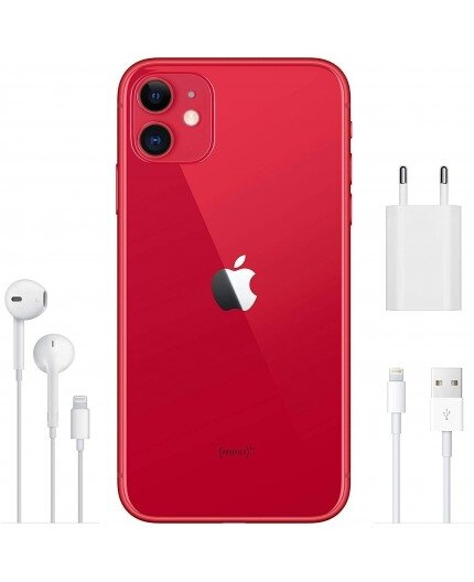 APPLE IPHONE 11 (256 GO) - (PRODUCT)RED