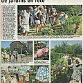 Les jardins en fête : un évènement à ne plus manquer!!!