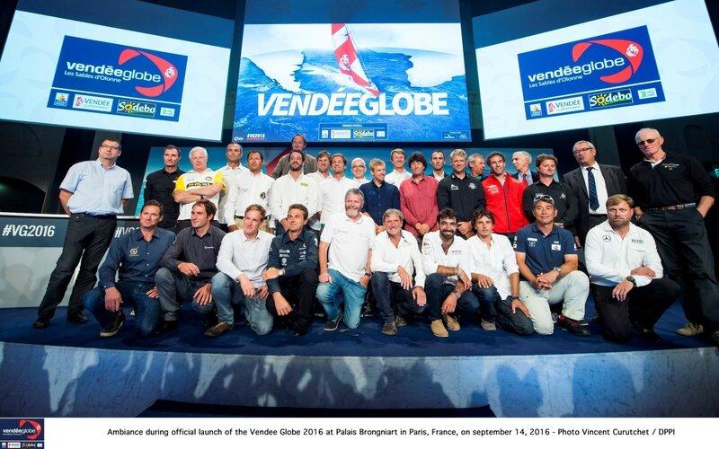 Vendée GlobeLes-skippers