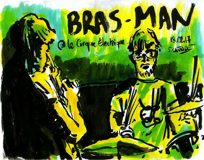 Bras-Man