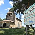 Bascons, Notre-dame-de-la-course-landaise, chapelle (40)