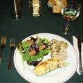 Filet de porc dijonnais à saveur de porto et vinaigre balsamique