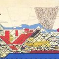 Archigram, Plug-in-city, 1964
