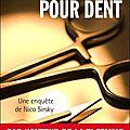 Dent pour dent - frédérique molay
