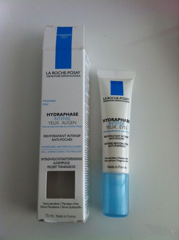 crème contour des yeux hydratant