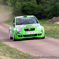 2011 : Rallye Dijon Côte d'Or ES 4