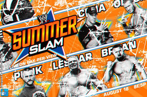 WWE_SummerSlam_2013_HQ_Wallpaper_By_BhabaniWWE_3D