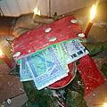 Portefeuille magique vrai en dollars, euros, fcfa du marabout gounou