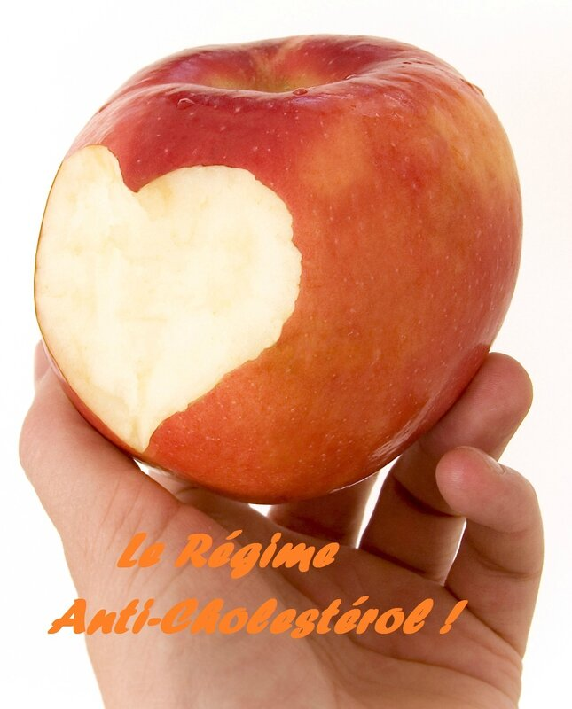 Régime anti-cholestérol + Levure de riz rouge