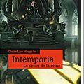 Intemporia, t.1 : le sceau de la reine