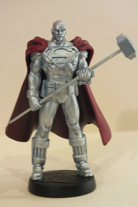 eaglemoss DC steel