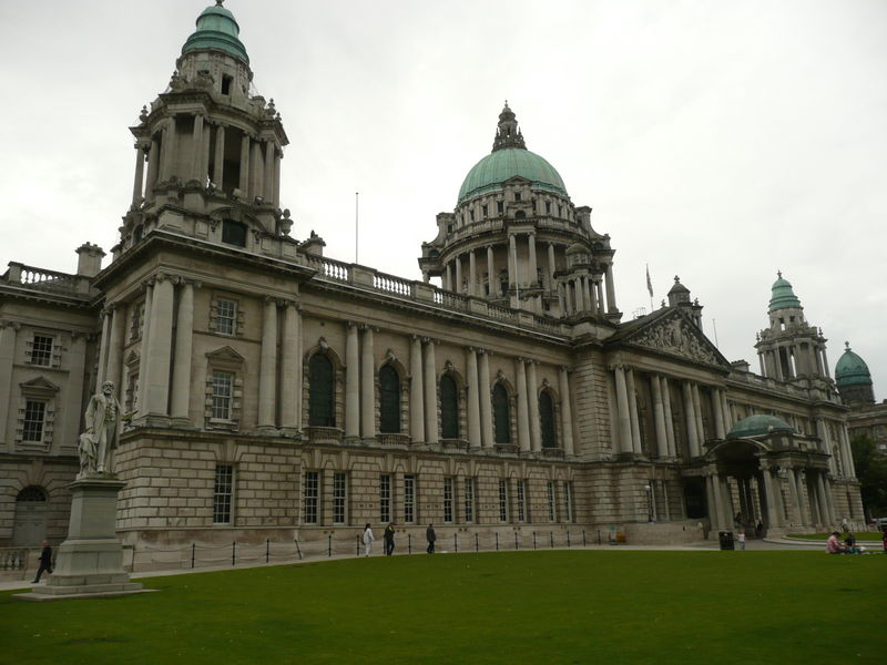 Belfast, le City Hall