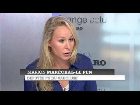 Marion Maréchal-Le Pen 4