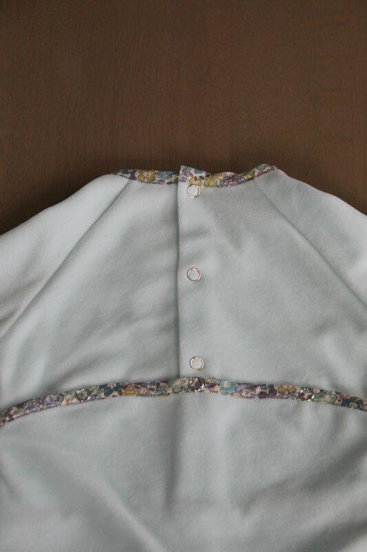 patron pyjama bebe moise valentoine velours lolie shop (6)