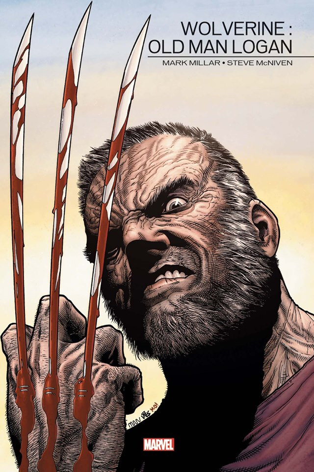 Panini Marvel Event Old man Logan