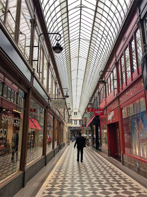 Passage Jouffroy ©Kid Friendly