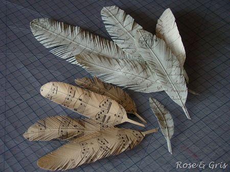 tuto plumes 9 les plumes terminées