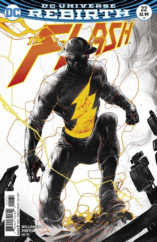 rebirth flash 22 variant